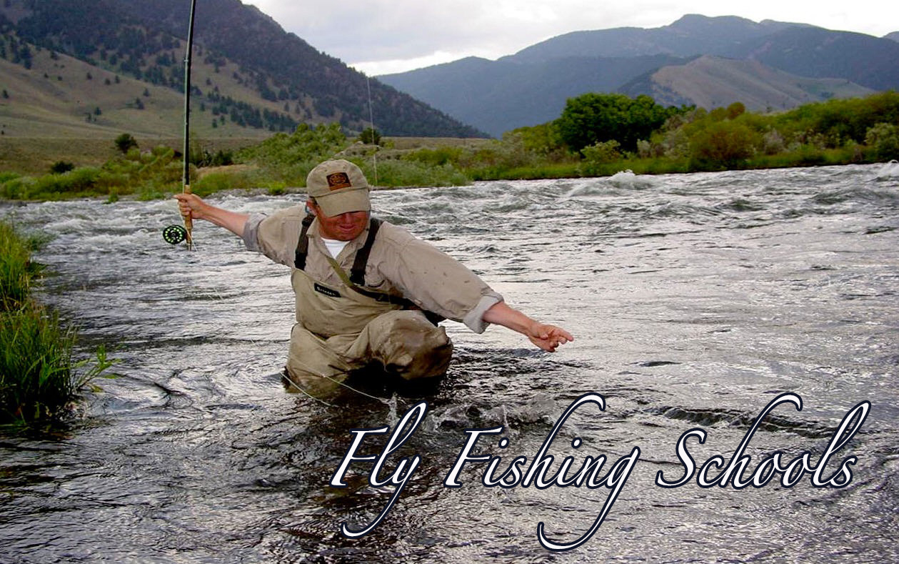 Fly fishing schools for Fly fishing classes
